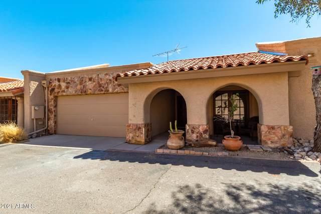 37300 N Tom Darlington Drive I, Carefree, AZ 85377 (MLS #6240162) :: Midland Real Estate Alliance