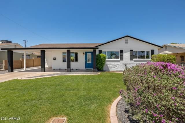6914 E Culver Street, Scottsdale, AZ 85257 (MLS #6240306) :: Midland Real Estate Alliance