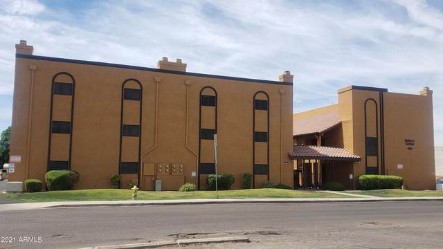 1831 W Mulberry Drive #127, Phoenix, AZ 85015 (MLS #6240308) :: The Riddle Group