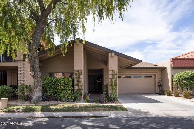7905 E Plaza Avenue, Scottsdale, AZ 85250 (MLS #6240325) :: The Luna Team