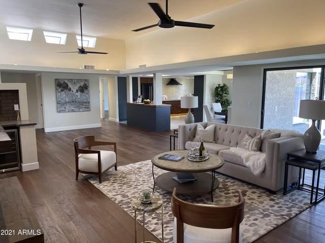 8101 E Del Tiburon Drive, Scottsdale, AZ 85258 (MLS #6240344) :: Klaus Team Real Estate Solutions