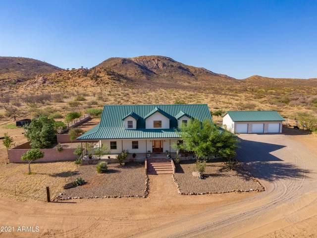 6688 W Gleeson Road, Elfrida, AZ 85610 (MLS #6240411) :: Service First Realty