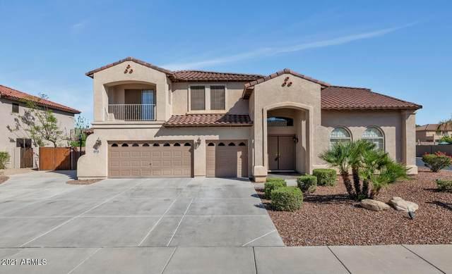 9736 W Running Deer Trail, Peoria, AZ 85383 (MLS #6240415) :: Maison DeBlanc Real Estate