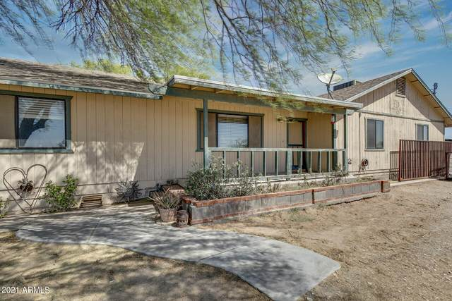 1006 N 194TH Avenue, Buckeye, AZ 85326 (MLS #6240533) :: Executive Realty Advisors