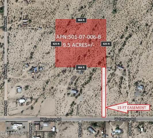 49110 W Century Road, Maricopa, AZ 85139 (MLS #6240559) :: Executive Realty Advisors
