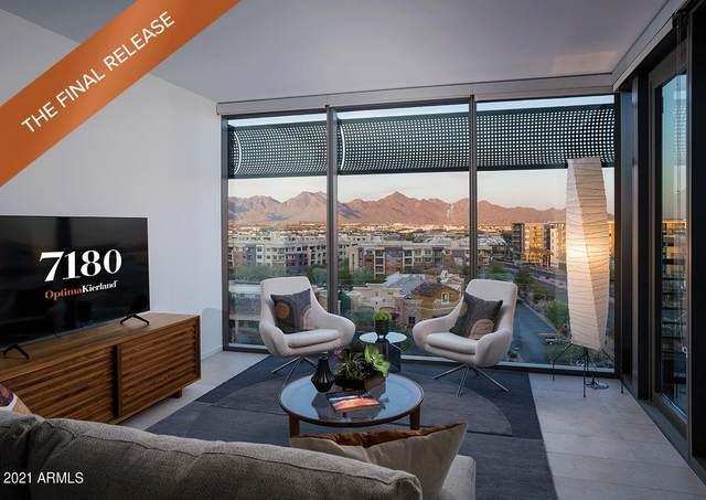 7180 E Kierland Boulevard #815, Scottsdale, AZ 85254 (MLS #6240640) :: Arizona Home Group