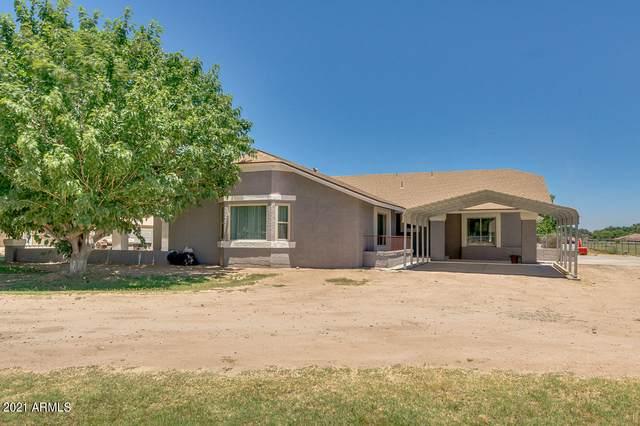 7601 N 181ST Avenue, Waddell, AZ 85355 (MLS #6240708) :: Executive Realty Advisors