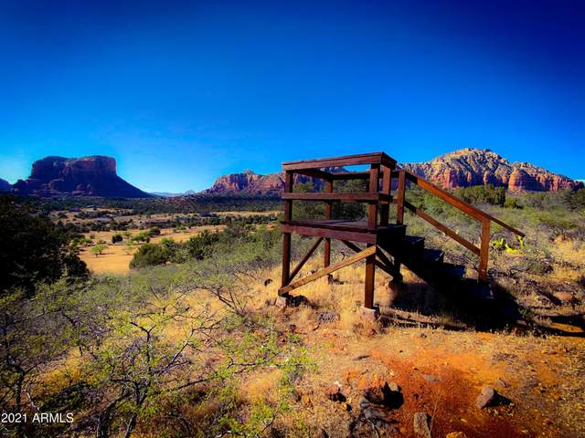 15 Canyon Ridge Circle, Sedona, AZ 86351 (MLS #6241051) :: ASAP Realty