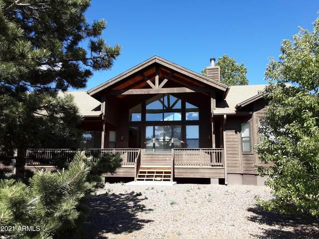 936 Rainbow View Drive, Lakeside, AZ 85929 (MLS #6241547) :: Yost Realty Group at RE/MAX Casa Grande