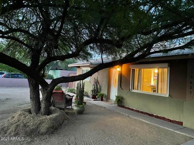 12627 N 22ND Place, Phoenix, AZ 85022 (MLS #6241660) :: Yost Realty Group at RE/MAX Casa Grande
