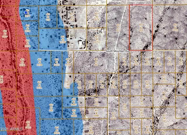 xx W South Mountain Avenue, Tonopah, AZ 85354 (MLS #6241733) :: Yost Realty Group at RE/MAX Casa Grande