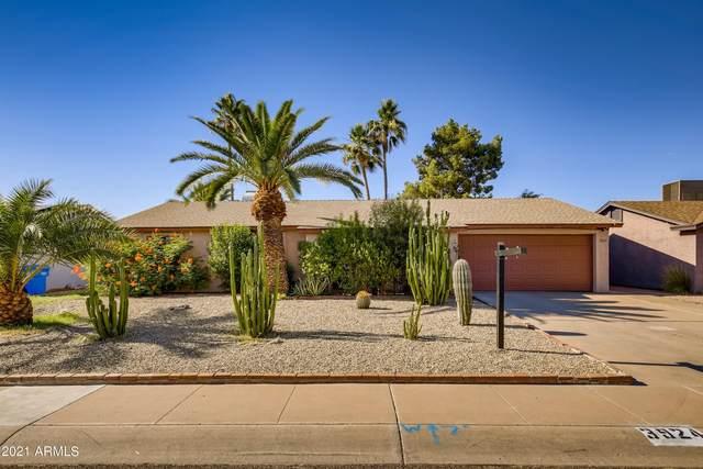 3924 E Eugie Avenue, Phoenix, AZ 85032 (MLS #6241772) :: Yost Realty Group at RE/MAX Casa Grande