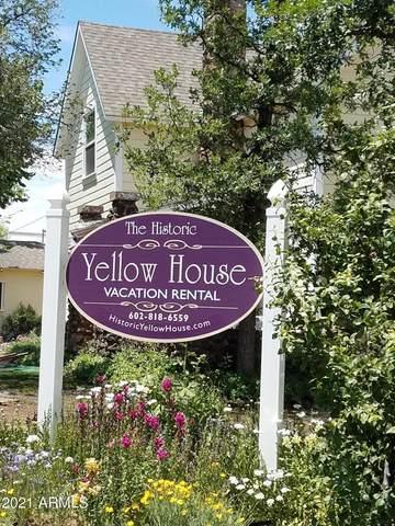 120 S 6TH Street, Williams, AZ 86046 (MLS #6241789) :: Elite Home Advisors
