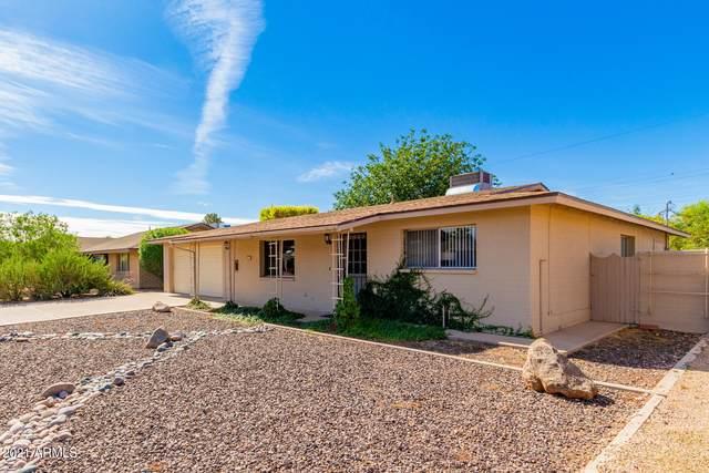 8237 E Plaza Avenue, Scottsdale, AZ 85250 (MLS #6241857) :: ASAP Realty