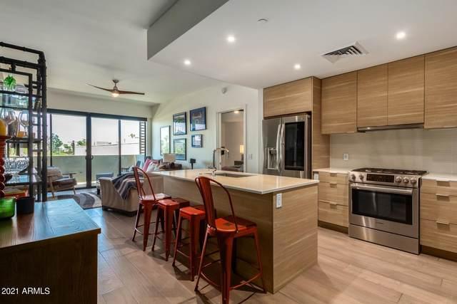 2300 E Campbell Avenue #330, Phoenix, AZ 85016 (MLS #6241897) :: Conway Real Estate
