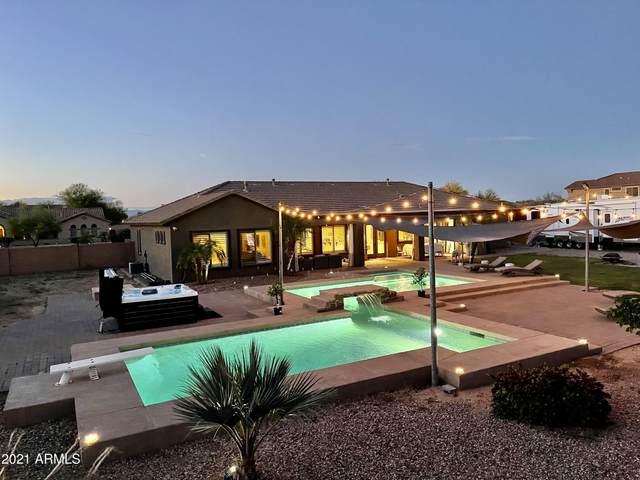 14137 W Becker Lane, Surprise, AZ 85379 (MLS #6241922) :: Yost Realty Group at RE/MAX Casa Grande