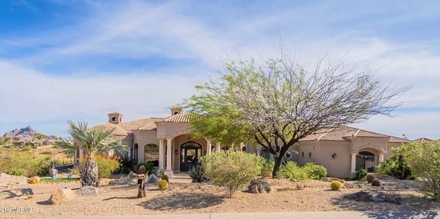 16519 E Jacklin Drive, Fountain Hills, AZ 85268 (MLS #6242108) :: Klaus Team Real Estate Solutions