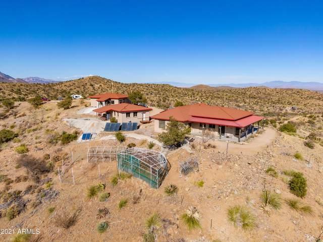 6411 W Copper Belle Road, Elfrida, AZ 85610 (MLS #6242112) :: Yost Realty Group at RE/MAX Casa Grande