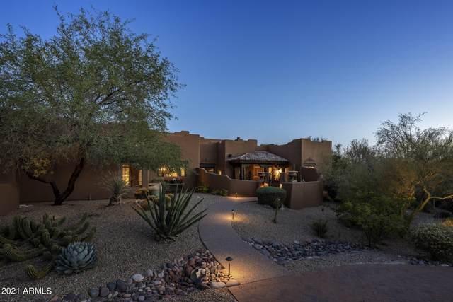 7547 E Mary Sharon Drive, Scottsdale, AZ 85266 (MLS #6242403) :: Yost Realty Group at RE/MAX Casa Grande