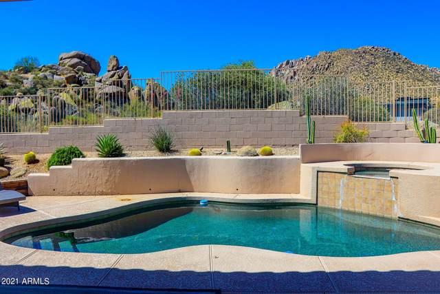 11411 E Quartz Rock Road, Scottsdale, AZ 85255 (MLS #6242425) :: Yost Realty Group at RE/MAX Casa Grande