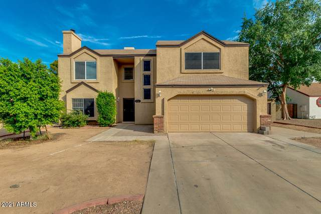 6119 W Caribe Lane, Glendale, AZ 85306 (MLS #6242510) :: Yost Realty Group at RE/MAX Casa Grande