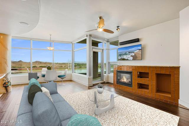 120 E Rio Salado Parkway #702, Tempe, AZ 85281 (MLS #6242548) :: Selling AZ Homes Team