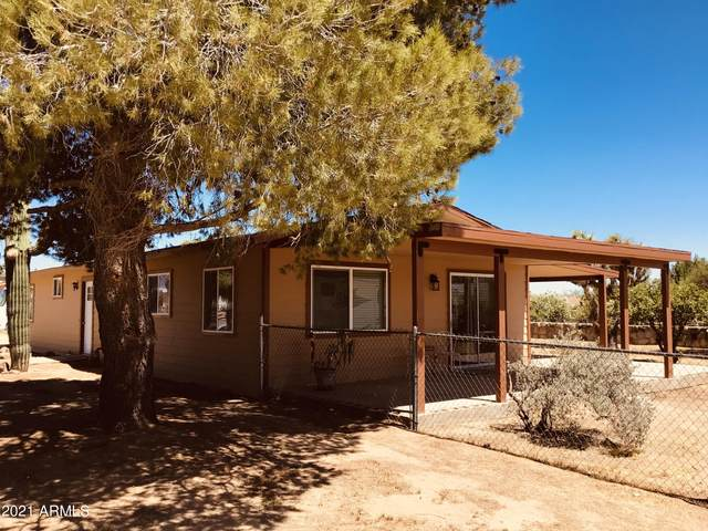 23825 W Cannon Drive, Congress, AZ 85332 (MLS #6242613) :: Zolin Group