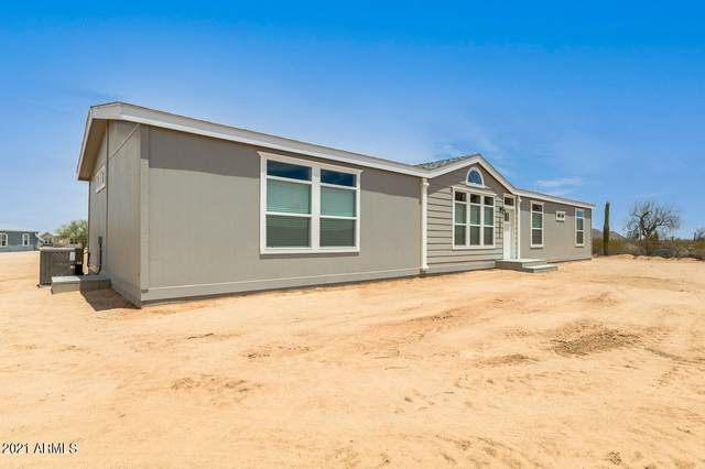 80 N Diamond Trail, Maricopa, AZ 85139 (MLS #6242631) :: CANAM Realty Group