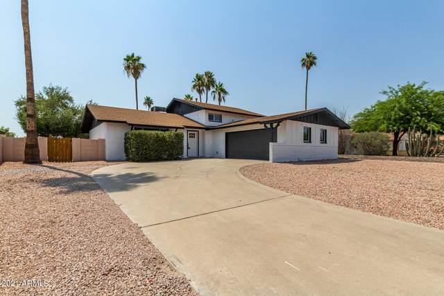 6326 N 82ND Way, Scottsdale, AZ 85250 (MLS #6242654) :: Long Realty West Valley