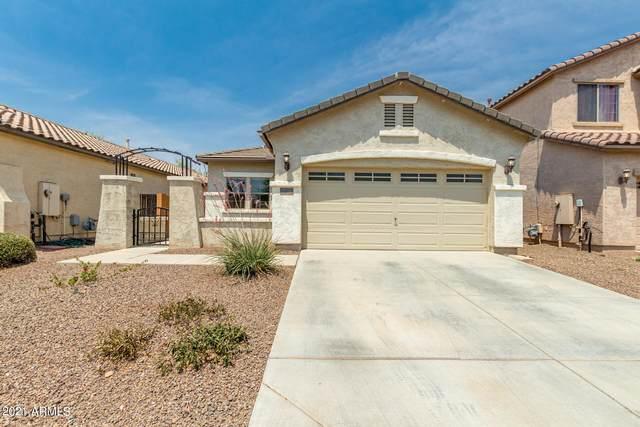 20644 N 262ND Avenue, Buckeye, AZ 85396 (MLS #6242667) :: Executive Realty Advisors