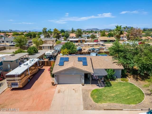 6034 W Monte Cristo Avenue, Glendale, AZ 85306 (MLS #6242897) :: Yost Realty Group at RE/MAX Casa Grande