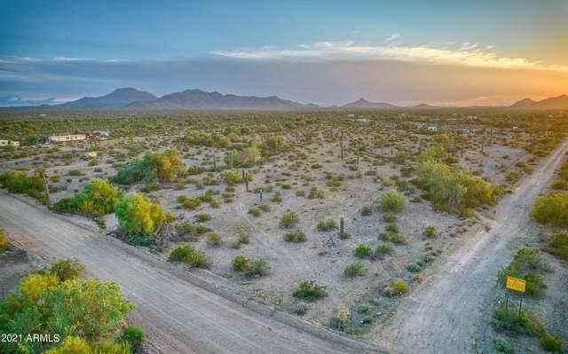 0 W Robles Drive, Maricopa, AZ 85139 (MLS #6243081) :: Fred Delgado Real Estate Group
