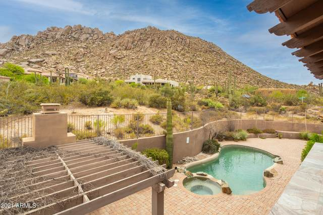 11387 E Yearling Drive, Scottsdale, AZ 85255 (MLS #6243145) :: Conway Real Estate