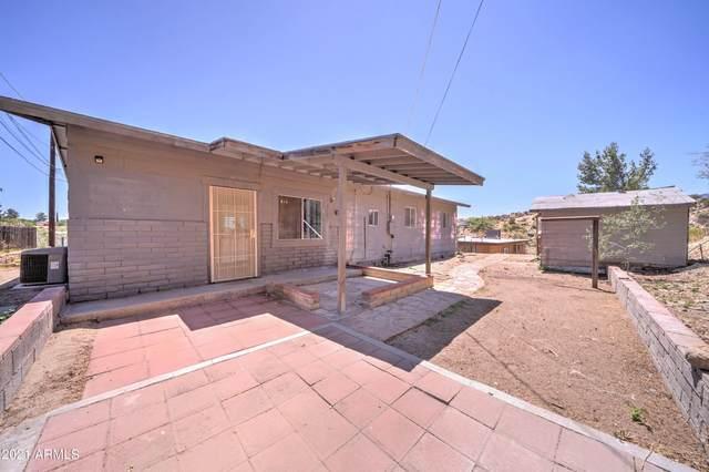 589 W Banker Avenue, Globe, AZ 85501 (MLS #6243267) :: Yost Realty Group at RE/MAX Casa Grande
