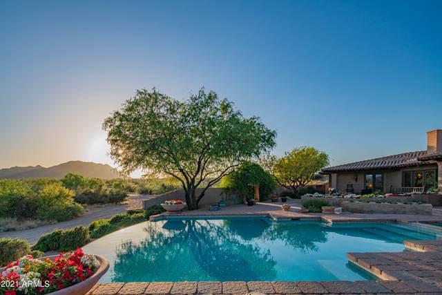 32528 N 144TH Street, Scottsdale, AZ 85262 (MLS #6243288) :: Service First Realty