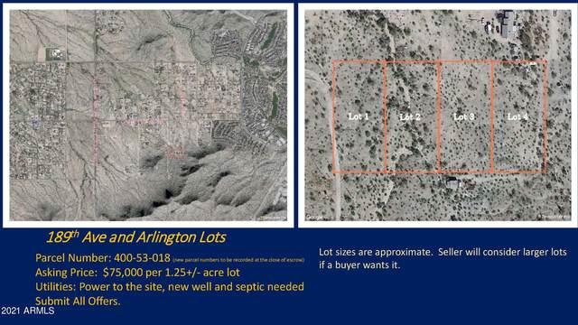 13520 S 189TH Avenue, Buckeye, AZ 85326 (MLS #6243415) :: Kepple Real Estate Group