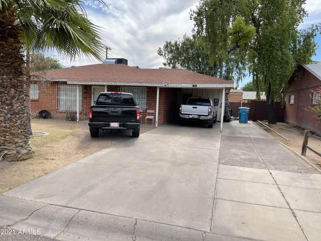 5742 N 25th Drive, Phoenix, AZ 85017 (MLS #6243420) :: Yost Realty Group at RE/MAX Casa Grande