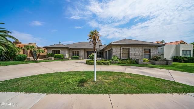 8206 E Del Cadena Drive, Scottsdale, AZ 85258 (MLS #6243451) :: Conway Real Estate