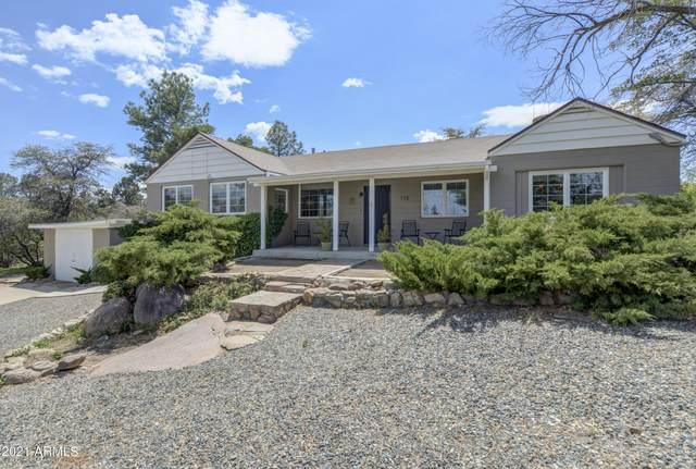 715 Loma Drive, Prescott, AZ 86303 (MLS #6243453) :: Elite Home Advisors