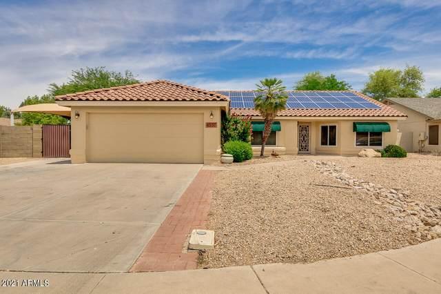4537 W Earhart Way, Chandler, AZ 85226 (MLS #6243785) :: Yost Realty Group at RE/MAX Casa Grande