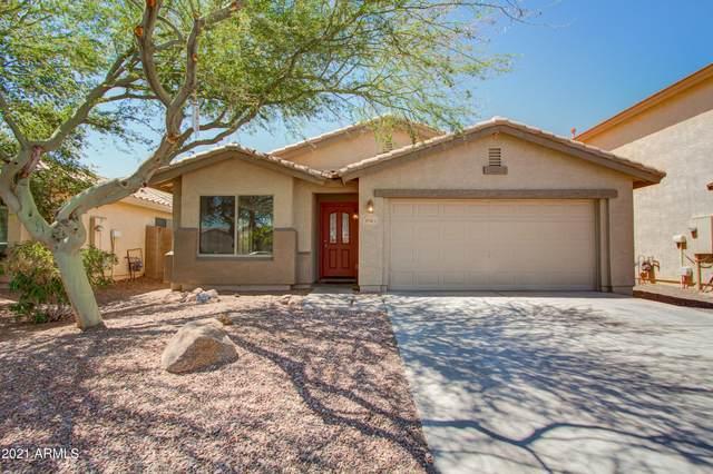 45401 W Applegate Road, Maricopa, AZ 85139 (MLS #6243863) :: Executive Realty Advisors