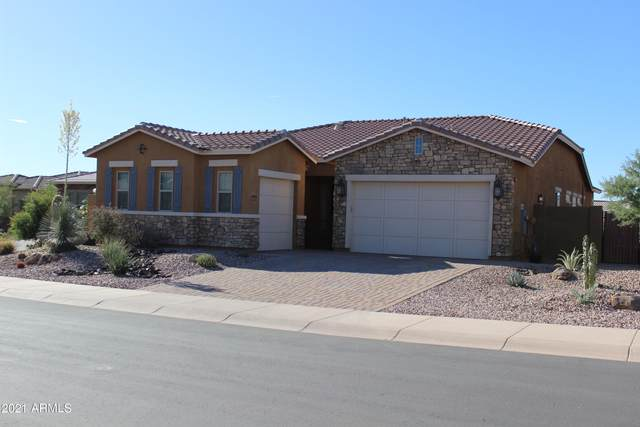 31227 N 124TH Avenue, Peoria, AZ 85383 (MLS #6243961) :: Long Realty West Valley