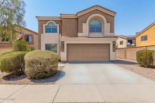 5910 E Paradise Lane, Florence, AZ 85132 (MLS #6243991) :: Executive Realty Advisors