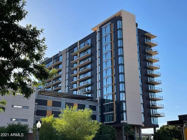 200 W Portland Street #813, Phoenix, AZ 85003 (MLS #6244220) :: Arizona Home Group