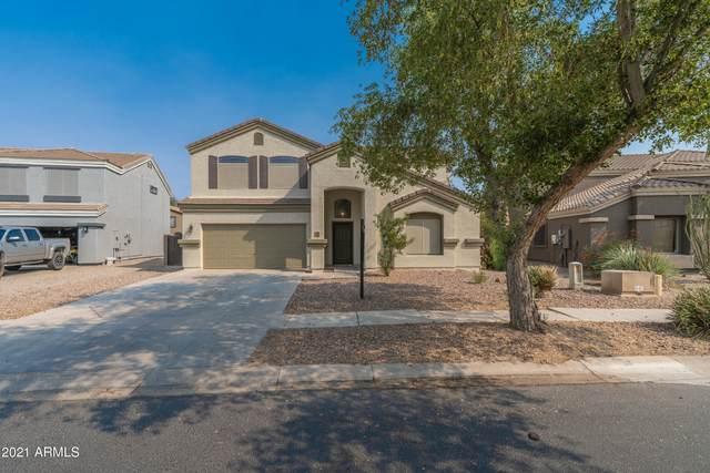 2173 W Cameron Boulevard, Coolidge, AZ 85128 (MLS #6244376) :: Yost Realty Group at RE/MAX Casa Grande