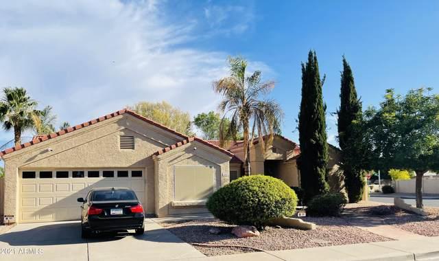 5909 E Inca Street, Mesa, AZ 85205 (MLS #6244387) :: Yost Realty Group at RE/MAX Casa Grande