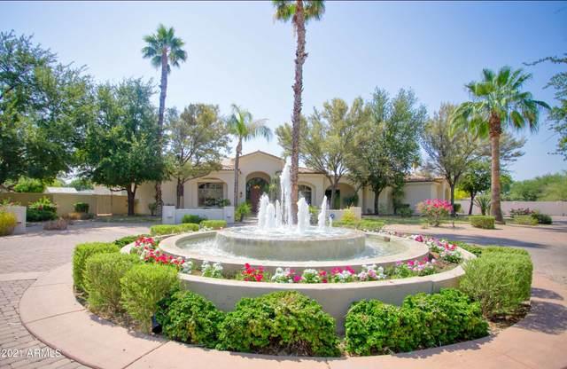 9215 N Invergordon Road, Paradise Valley, AZ 85253 (MLS #6244531) :: Midland Real Estate Alliance