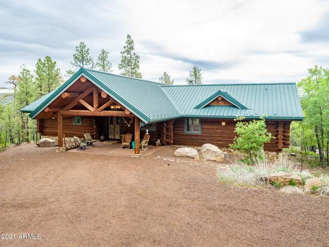 1785 Pine Ridge Drive, Williams, AZ 86046 (MLS #6244716) :: Yost Realty Group at RE/MAX Casa Grande