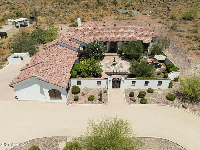 324 W Quartz Rock Road, Phoenix, AZ 85085 (MLS #6244770) :: Openshaw Real Estate Group in partnership with The Jesse Herfel Real Estate Group