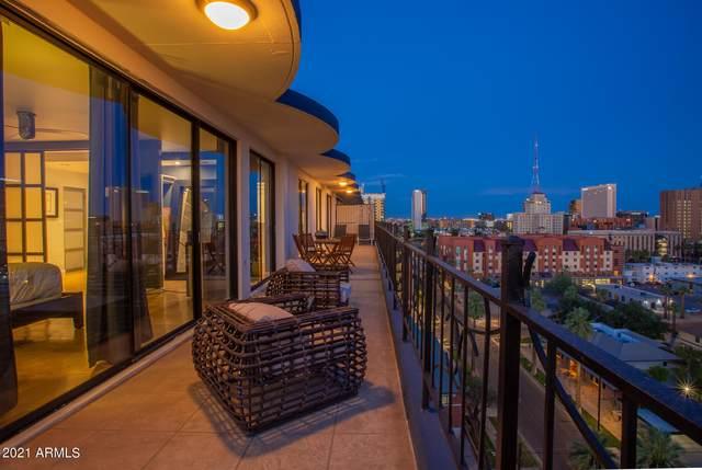 805 N 4TH Avenue Ph-2, Phoenix, AZ 85003 (MLS #6244910) :: Midland Real Estate Alliance